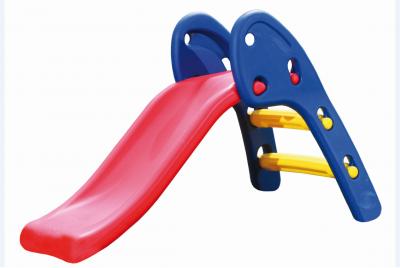 Scivolo per bambini giochi da esterno baby in plastica resistenti da giardino 110cm altalena