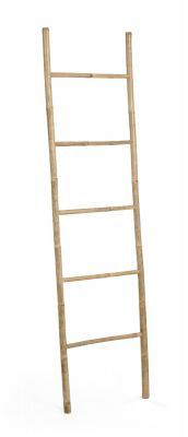 Scala decorativa Joyce bambù 170H arredo Bizzotto