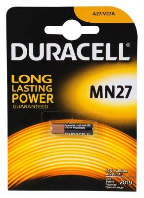 Duracell Pila di sicurezza MN27