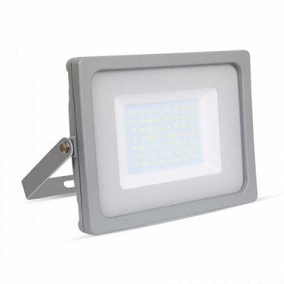 V-TAC FARETTO LED VT-4955 SLIM 50W IP65 Luce Bianca Fredda 6400K