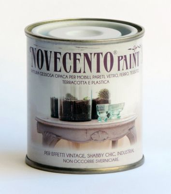 NOVECENTO PAINT BLU PETROLIO 125ml