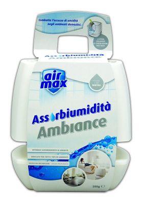 Assorbi umidita airmax e mangiaumidità assorbe gli odori combatte la condensa per interni