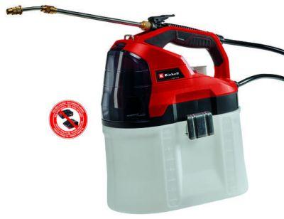 Pompa spruzzatore a batteria polverizzatore a pressione Einhell GE-WS 18/75 Solo