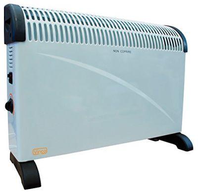 stufa elettrica termoconvettore 2000W