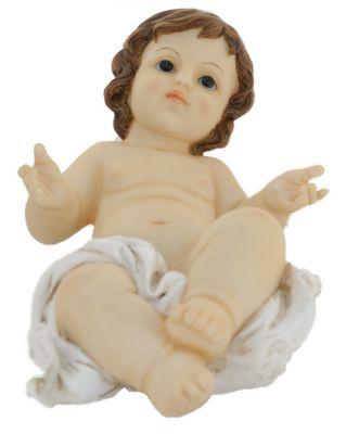Gesù bambino da inserire nel presepe 10cm