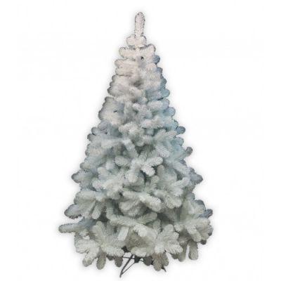Albero di Natale Bianco 180 cm effetto innevato molto folto realistico