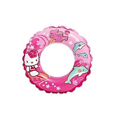 Intex Salvagente Bimbi 3-6 Anni Ciambella Gonfiabile Piscina Mare ° Cm 51 - Hello Kitty