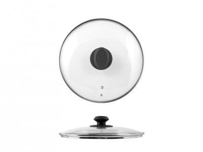 Coperchio in vetro-[ø:30 CM]
