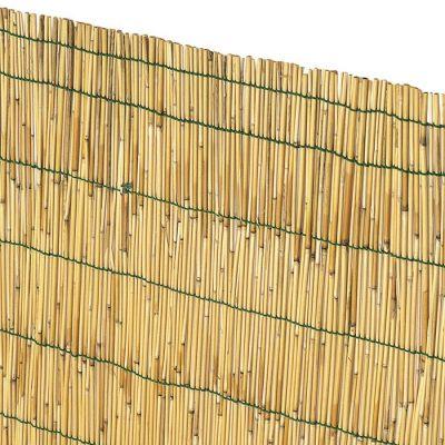 Arella in bamboo canniccio arelle per recinzione arelle in cannette di bambu 2x3