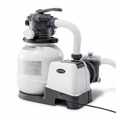 Intex 26646 pompa a sabbia filtro per piscina portata 7.900 Lt/h