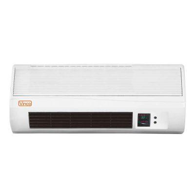 Termoconvettore da parete vinco con potenza 1000-2000 Watt con telecomando e termostato