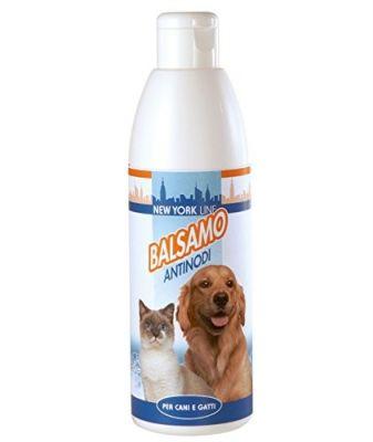 Balsamo antinodi da 250 ML per cani e gatti