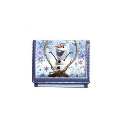 Portafogli Disney Frozen Olaf & Sven