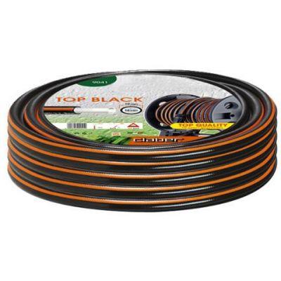 """Claber tubo Top-Black 1/2""""  m15 tubo irrigazione atossico resistente"""