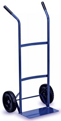 Carrello portapacchi in acciaio con manopole in gomma portata massima 80kg  Verdelook