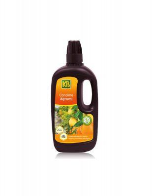 Concime liquido per Agrumi limoni arance KB 1L