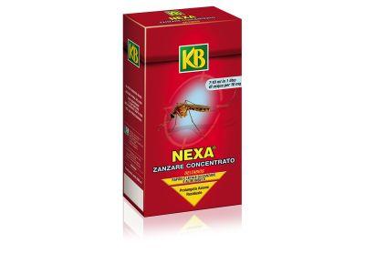 Antiparassitario insetticida ZANZARE kb Nexa concentrato da diluire 500ml