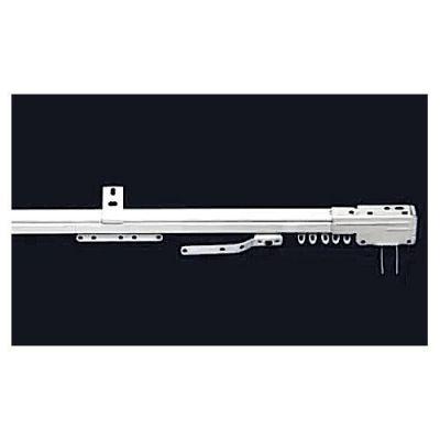 Swish-Home binario scorrevole in acciaio 0,75-1,20 m