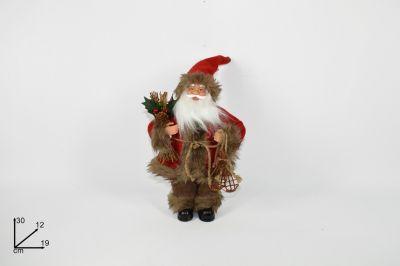 Babbo Natale Nordico 30cm
