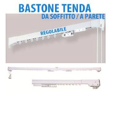 SCORRITENDA ESTENSIBILE EASY BIANCA 125x215 cm