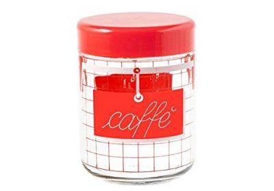 Pengo barattolo per caffe Cucina 770 Cc Rosso/Trasparente