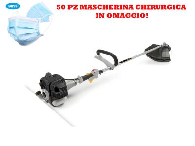 Alpina decespugliatore a scoppio ABR 32 CILINDRATA 32,6 cc
