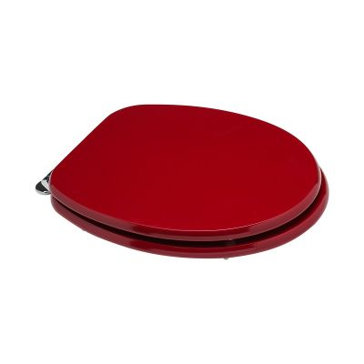 Copriwater Universale Rosso