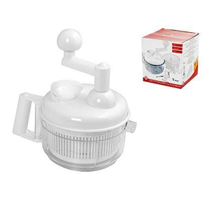 Home Robot Da Cucina Manuale Multifunzionale 9 Pezzi Plastica 17x17x19 Cm