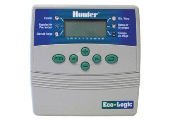 Centralina per irrigazione elc 4 stazioni con tasformatore esterno
