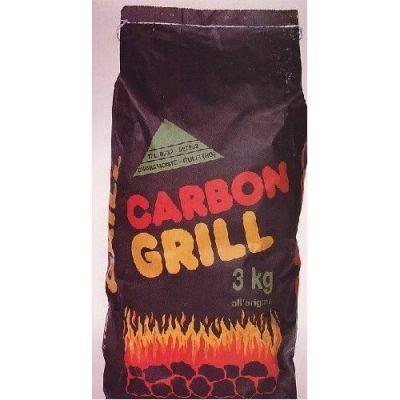 CARBONE ACCENDIFUOCO PER BARBECUE CARBON GRILL 7 LT