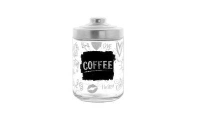 Barattolo contenitore cucina Caffè decorazione lavagna 800ml