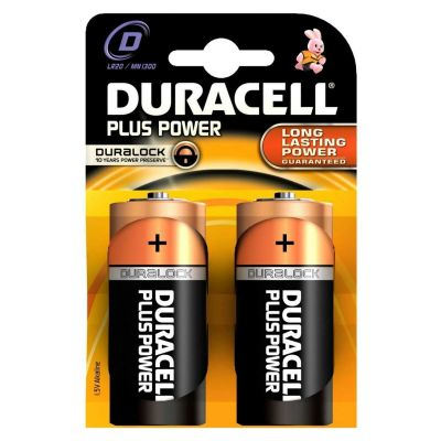 Duracell Recharge Plus