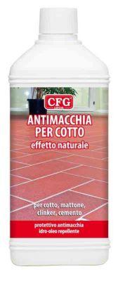 CFG ANTIMACCHIA PER COTTO EFFETTO NATURALE 1 L
