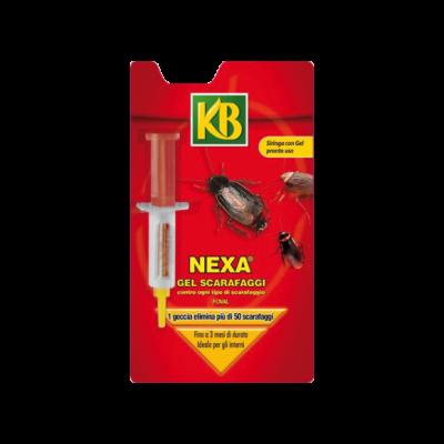 Nexa Gel Scarafaggi 5 gr