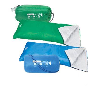 Bestway Evade 200 Sacco a Pelo Verde e Blu 180x75 cm