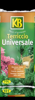 KB TERRICCIO UNIVERSALE 70 L