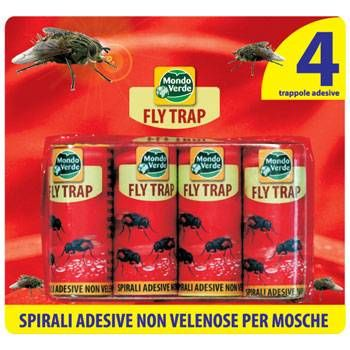 FLY-TRAP CORDICELLE PER MOSCHE BLISTER 4PZ