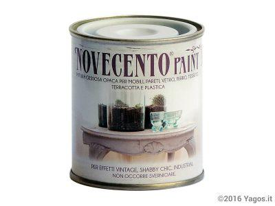 NOVECENTO PAINT ARGENTO ML 125