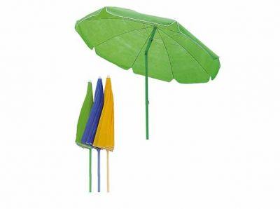 Ombrellone da spiaggia ombrelloni mare piscina giardino con custodia 165cm