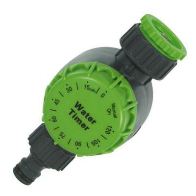 Timer analogico manuale programmazione irrigazione acqua giardino giardinaggio