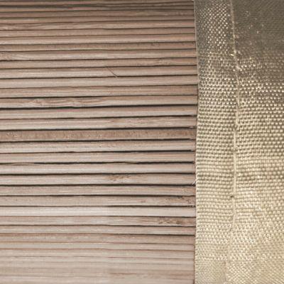 VERDELOOK Oceania tapparella in cannette di bambù sottile 120x230 cm naturale