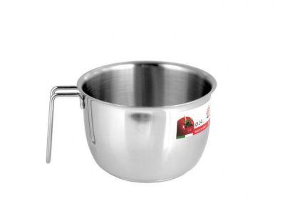 tutto per la cucina bollilatte , tisane , acqua in acciaio inox  14 cm