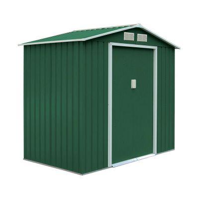 Box in Acciaio Casette da Giardino in Lamiera Garden cottage metagreen cabina