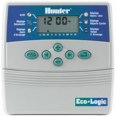 Centralina Programmatore 6 voci eco-logic pompa irrigazione automatica