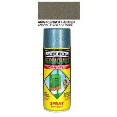 Fernovus spray ml.400 micaceo grigio saratoga tinte e colori