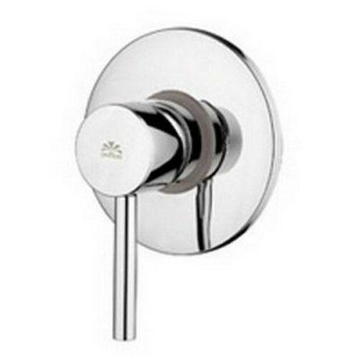 Miscelatore stick incasso doccia accessori bagno in acciaio