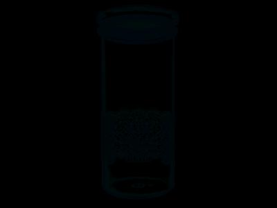 Cosmoplast barattolo homesweethome bianco lt2.2 contenitori alimenti