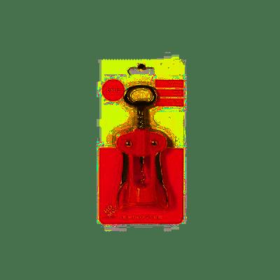 Levatappi 2 Leve Antiscivolo Rosso Bottiglie Arredo Tavola