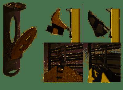 Scaldasciuga per scarpe indumenti tepore bama asciuga calzature biancheria 2 pz