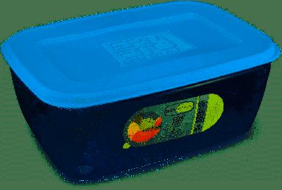 contenitore ermetico rettangolare 1,5 litri